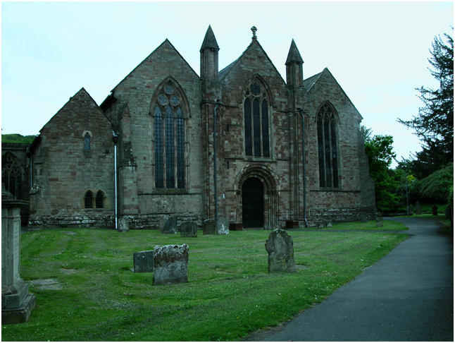 St Michael and All Angels Church, Ledbury.png
