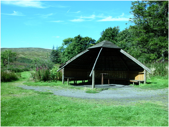 One of the BBQ areas at Muirshiel Country Park.png