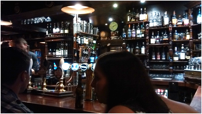 The lovely George Hotel bar. VERY busy for food – bookings essential, I reckon..png